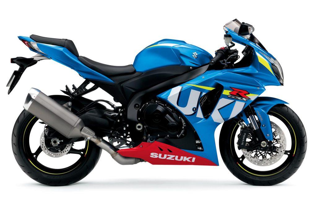 SUZUKI GSX-R 1000 2016