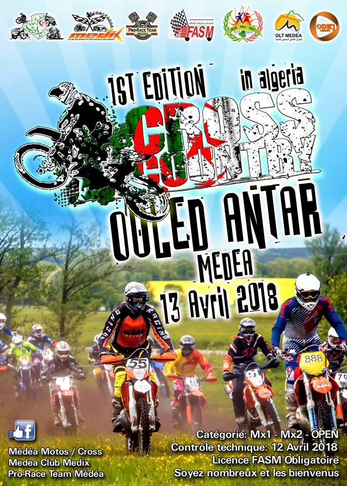 Cross Country Ouled Antar