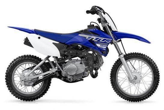 Yamaha TT-R110E 2019 0