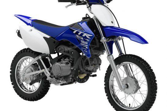 Yamaha TT-R110E 2019 1
