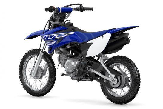 Yamaha TT-R110E 2019 2