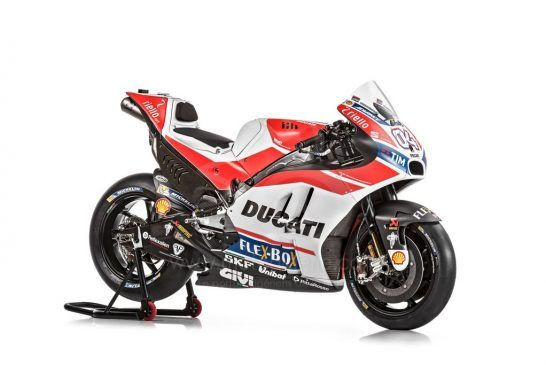Ducati Desmosedici GP17 2017