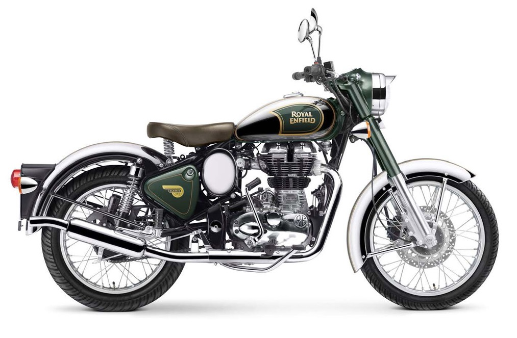 Royal Enfield Classic 500 Chrome 2016
