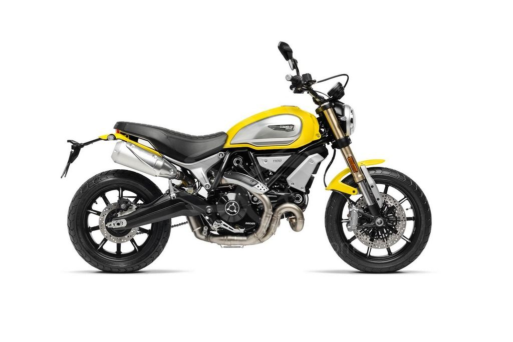 Ducati Scrambler Scrambler 1100 2019