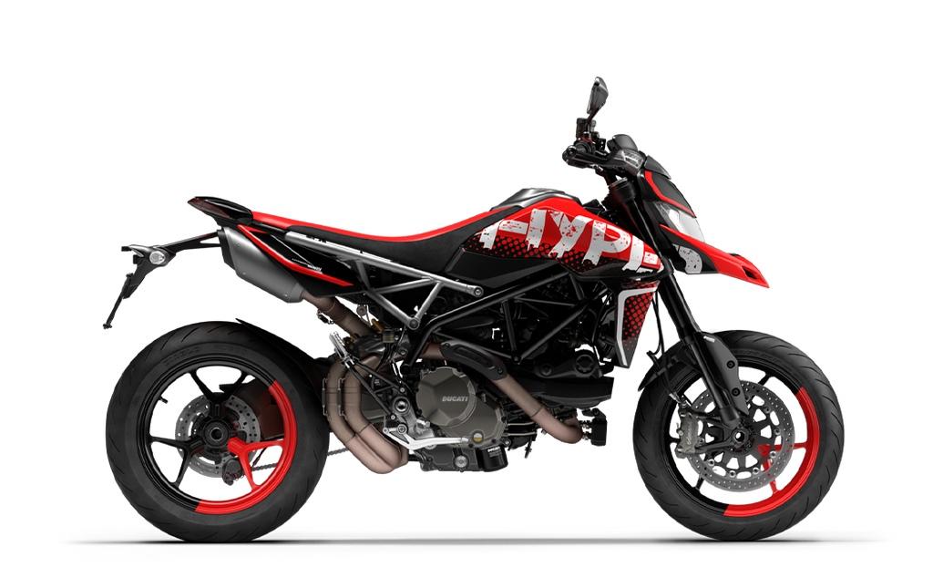 Ducati Hypermotard 950 RVE 2021