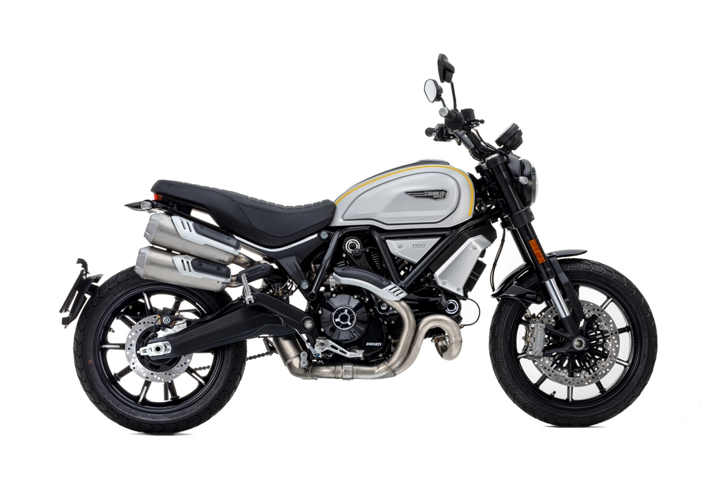 Ducati Scrambler 1100 Pro 2020