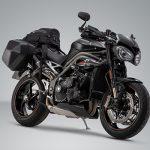 SW-MOTECH : Equipement Premium pour la Triumph Speed Triple
