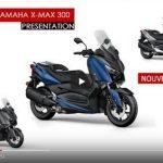 [VIDEO] Présentation du nouveau Yamaha XMAX 300
