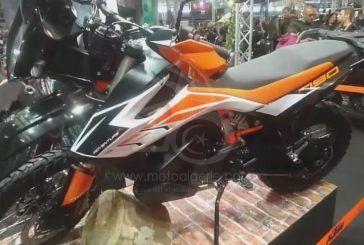 [LIVE] Salon de la moto et du Scooter 2019 de Marseille : Stand de KTM