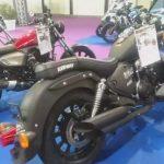 [LIVE] Salon de la moto et du Scooter 2019 de Marseille : Stand de Keeway #1