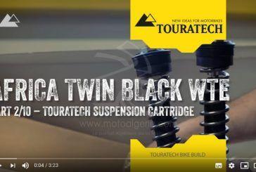 [Vidéo 2/10] Touratech équipe entièrement une Honda Africa Twin CRF1000 pour le voyage
