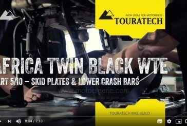 [Vidéo 5/10] Touratech équipe entièrement une Honda Africa Twin CRF1000 pour le voyage