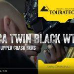 [Vidéo 6/10] Touratech équipe entièrement une Honda Africa Twin CRF1000 pour le voyage