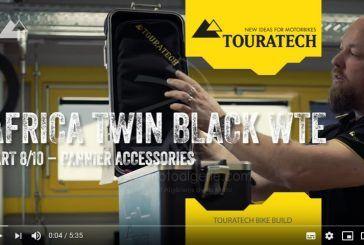 [Vidéo 8/10] Touratech équipe entièrement une Honda Africa Twin CRF1000 pour le voyage