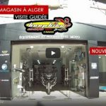 [VIDEO] Visite guidée du nouveau Showroom et Atelier de Beep Bike Moto