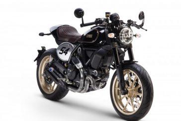 [INTERMOT 2018] Ducati Scrambler 800 2019 : Changement esthétique, et évolutions techniques