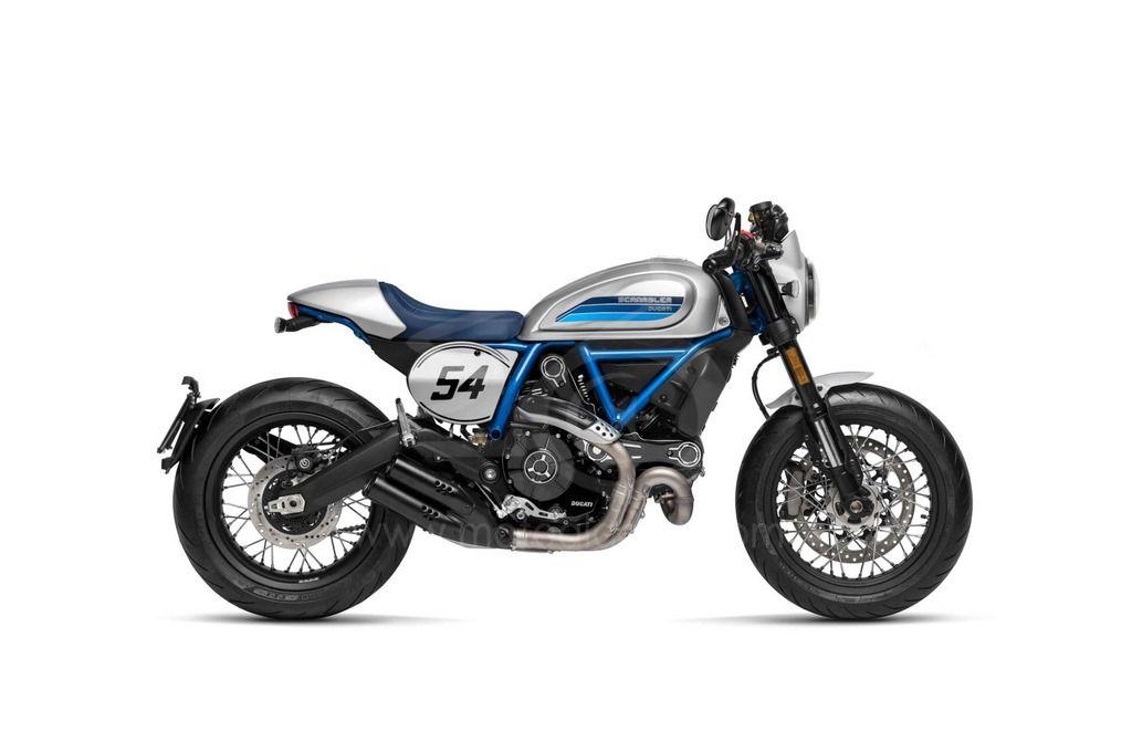 Ducati Scrambler Café Racer 2019