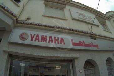 Yamaha Algérie : Remises et casques offerts