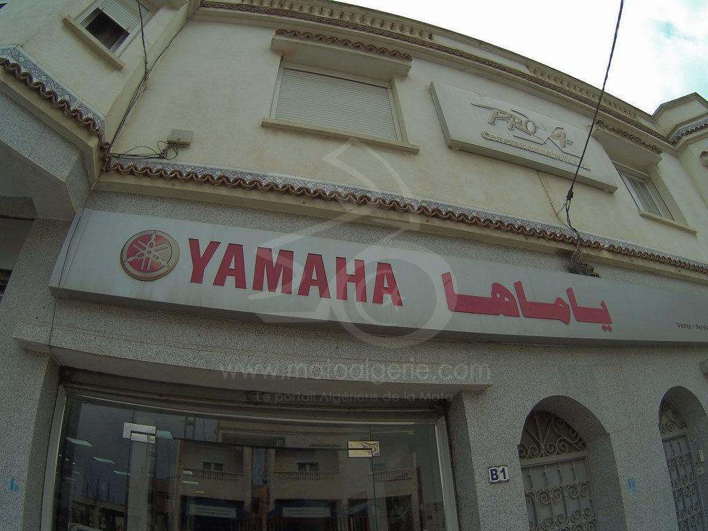 ProX4 : Yamaha Algérie rouvre ses portes avec des mesures strictes !