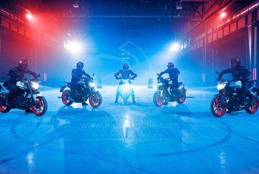 Yamaha MT 2019 – Honneur au gris glacial et rouge fluorescent