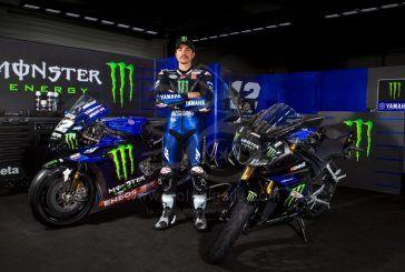 Yamaha lance la série spéciale YZF-R125 Monster Energy Yamaha MotoGP