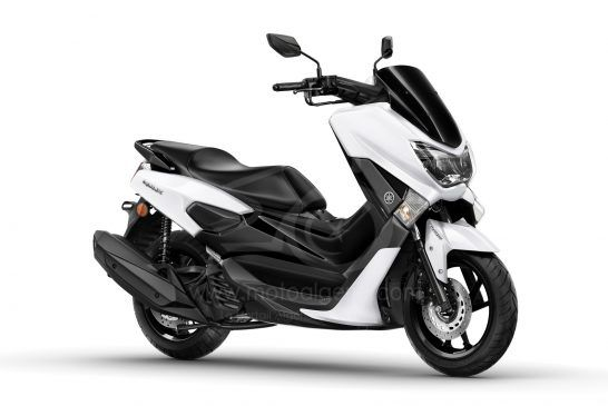 2019-Yamaha-NMAX 125-EU-Milky_White-Studio-001-03