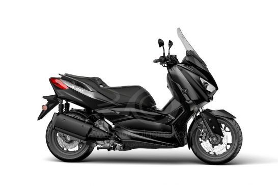 2019-Yamaha-XMAX300-Iron-Max-EU-Sword_Grey-360-Degrees-004_Tablet