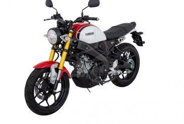 Yamaha lance la XSR 155, une petite Néo-rétro pour les marchés Asiatiques