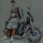 [MODE] le styliste japonais Jinki Kanno conçoit une mini collection inspirée des Yamaha SR500 et SR400
