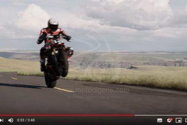 [VIDEO] Ducati teste le Prototype Streetfighter V4 aux Broadmoor Pikes Peak