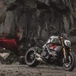 Ducati Diavel 1260 au Salon International de l'Automobile 2019 de Genève