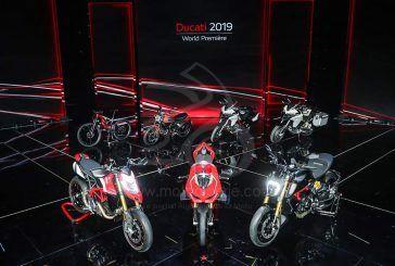 [EICMA 2018] Ducati présente ses nouveautés 2019