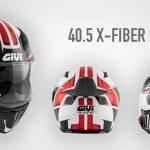 Givi lance son nouveau casque Racing 40.5 X-Fibre Gp