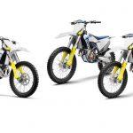 HUSQVARNA MOTORCYCLES LANCE SA GAMME DE MOTOCROSS 2020