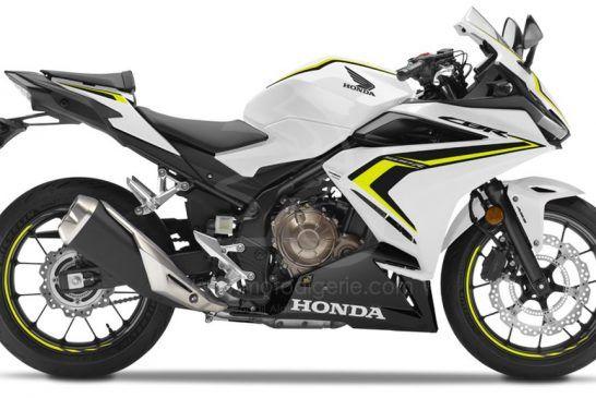 Honda CBR500R 2019 1