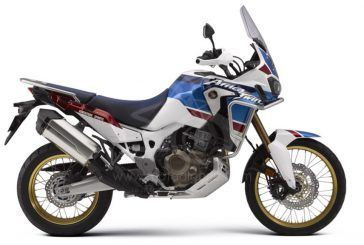 Honda CRF1100L Africa Twin 2020 confirmée