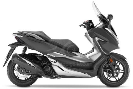 Honda Forza 300 2019 3