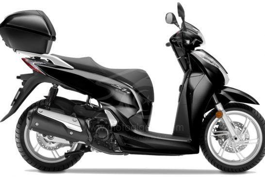 Honda SH300i 2018 0