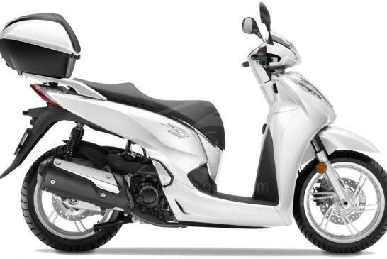Honda SH300i 2018 1