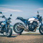 Honda fête les 50 ans du 4 cylindres en ligne au festival Wheels & Waves