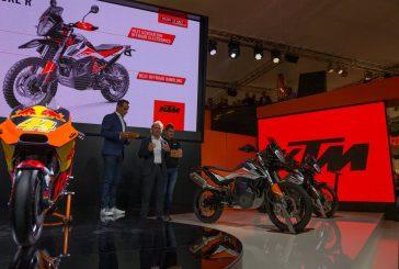 [EICMA 2018] KTM dévoile 5 nouveaux modèles