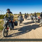 Touratech Test Tour 2019 au sud de la France