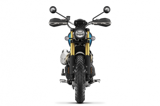 New-Scrambler-1200-XE-Front-Blue-and-Black-2