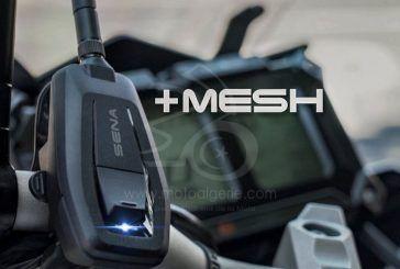SENA : LA TECHNOLOGIE MESH INTERCOM MAINTENANT DISPONIBLE GRÂCE AU NOUVEL ADAPTATEUR +MESH