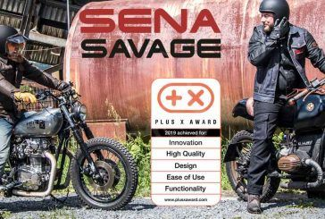 LE SENA SAVAGE REMPORTE UN GRAND SUCCÈS AU PLUS X AWARD