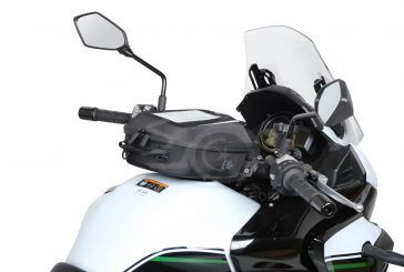 SHAD : Plus de 25 modèles Kawasaki disposent déjà du Pin System