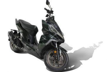 [EICMA 2018] SYM lance le nouveau scooter DRG BT en EURO5