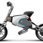 [EICMA 2018] SYM dévoile 2 scooters électriques - ED1 et EE1