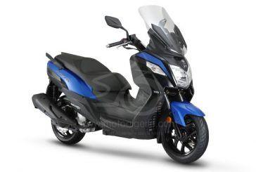[EICMA 2018] SYM présente le tout nouveau scooter JOYMAX Z