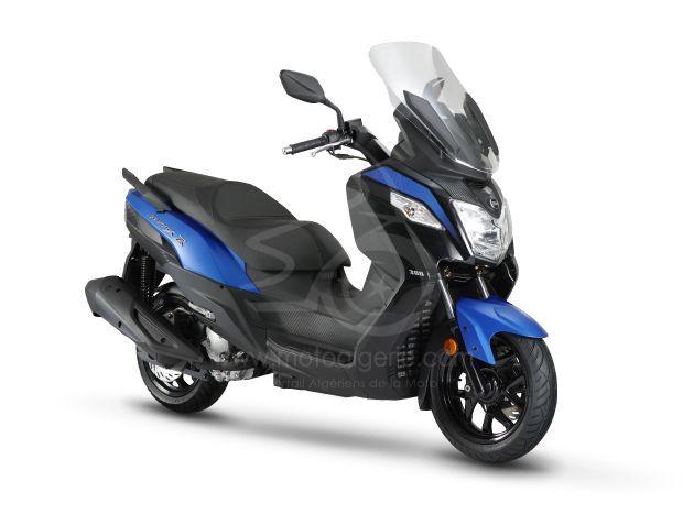 SYM JOYMAX Z 250cc 2019